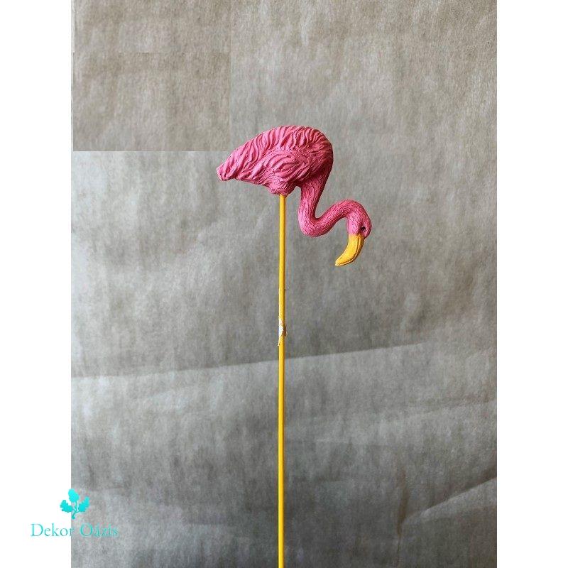 Flamingó betűzős