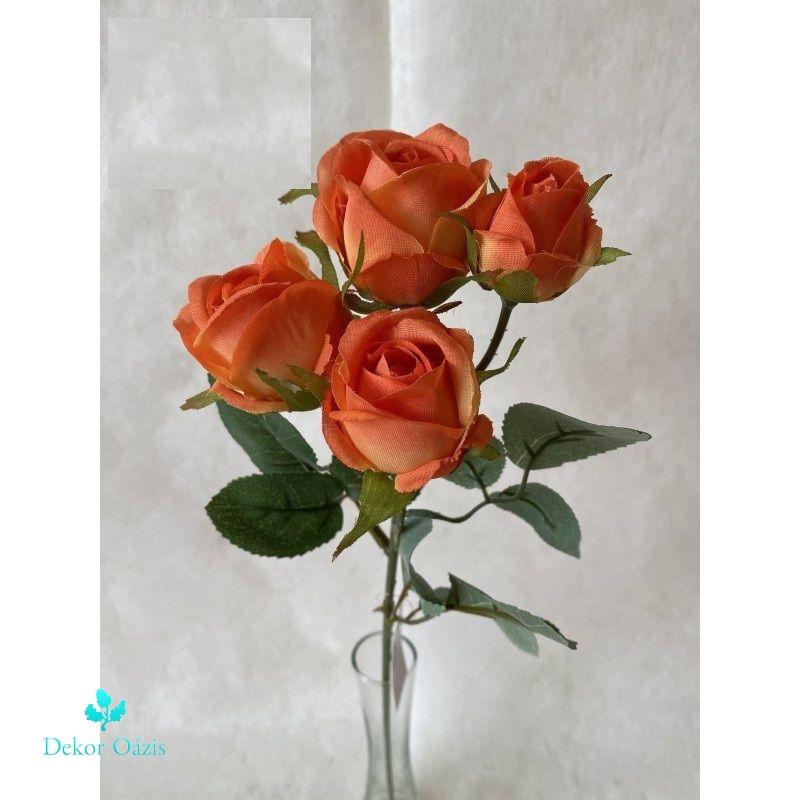 Rózsaág narancs