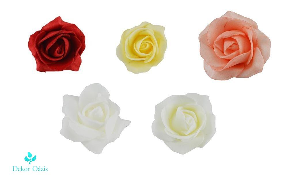 Rózsafej fodros 4,5cm